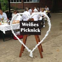 Weisses Picknick in Willinghusen