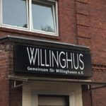 Neues Schild Willighus